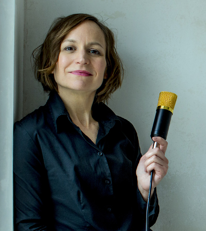 Yvette Coetzee - Voice Artist